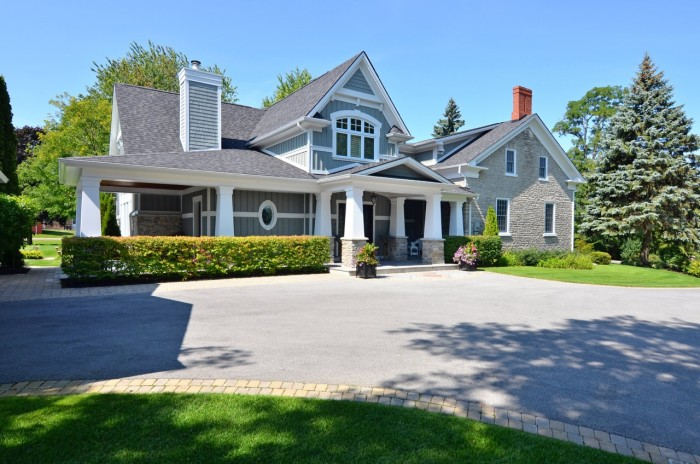 Houses for sale in the county
