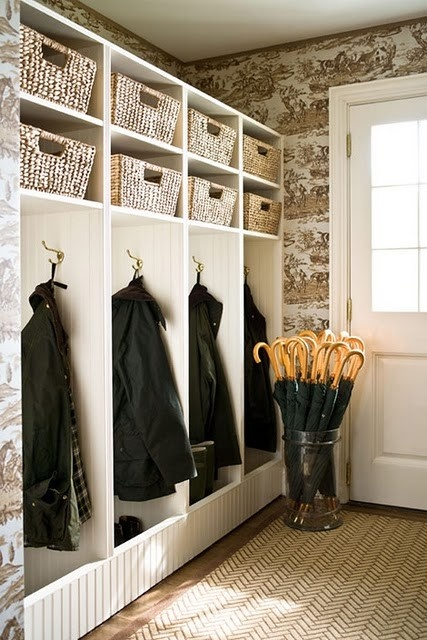 Better-Homes-and-Gardens - mud rooms